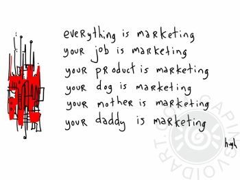 3 Reasons Why Marketing IS Everything in the Social Era