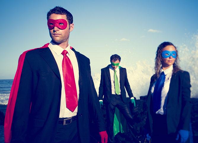 WANTED: Social Media Superhero