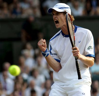 Ace it like Murray! Original B2B research that scores every time