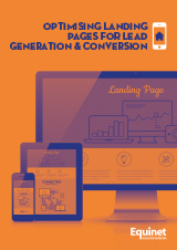 Optimising landing pages for lead generation and conversion