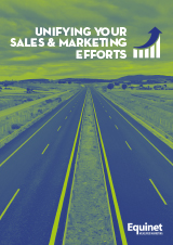 Unifying your sales and marketing efforts