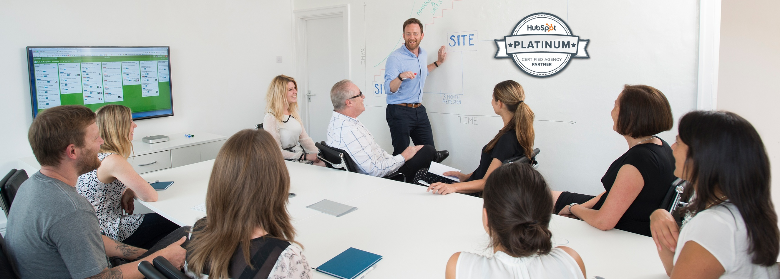 Hubspot platinum partner uk inbound marketing agency