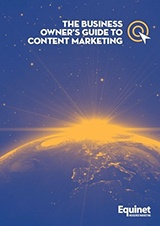 The business owner's guide to content marketing