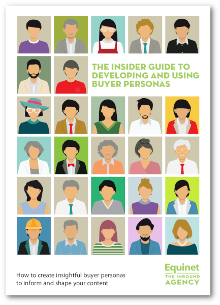 Equinet – The Insider Guide to Developing & Using Buyer Personas LP form img