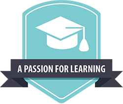 Equinet values passion for learning icon