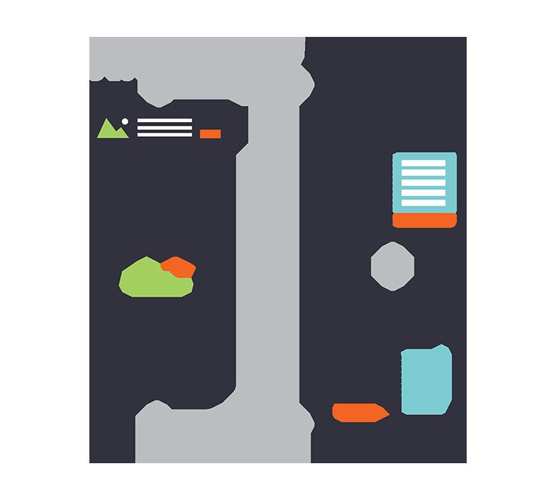 Inbound marketing agency process equinet media creating the core engine malvernweather Choice Image