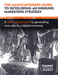 Inbound Strategy for Manufacturing eBook