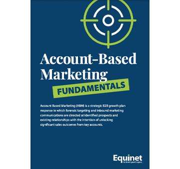 Account-Based Marketing Fundamentals
