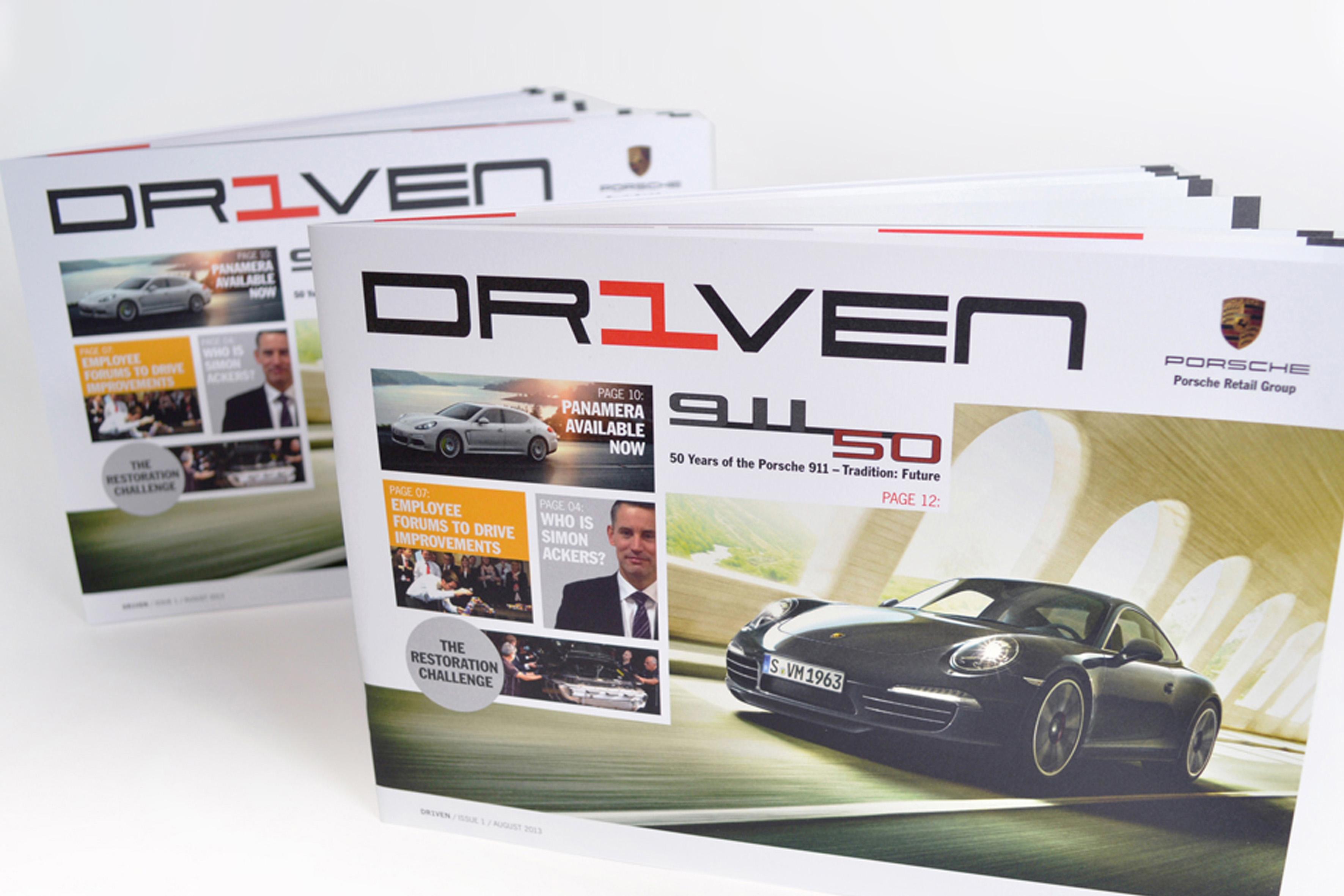 Dr1ven Magazine1