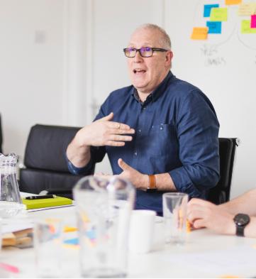 Jeremy Knight at Equinet Media